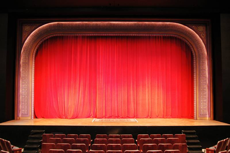 Image result for proscenium